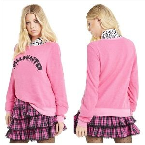 NWT Wildfox Hallowasted Baggy Beach Jumper sz XS